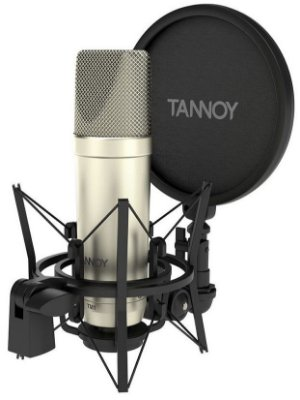 Microfone Condensador Tannoy TM1 Stúdio