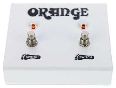 Pedal Footswitch Orange FS-2 Dual