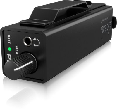 Pré Amplificador Behringer Powerplay P2 Ultra-Compact Personal In-Ear Monitor