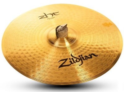 "Prato de Ataque Zildjian ZHT 16 RC 16"" Rock Crash"