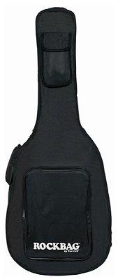 Capa Rockbag RB 20529 B Basic Line para Violão Folk