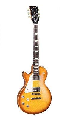 Guitarra Gibson Les Paul Tribute 2017 T Lefty Faded Honey Burst com Bag