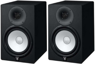 Monitor de Referência Yamaha HS5 Ativo (Par)