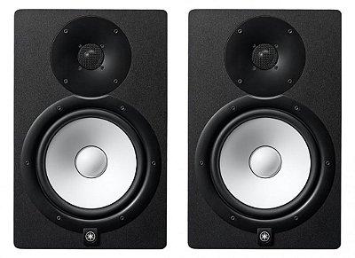 "Monitor de Referência Yamaha  HS8 1x8"" 120w (Par)"