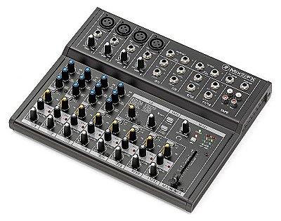Mesa de som Mackie Mix12FX 12 Canais Compact Mixer com Efeitos