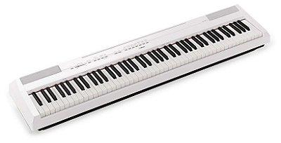 Piano Digital Yamaha P115 WH Graded Hammer Standard
