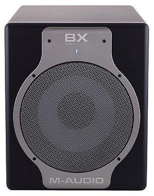 "Monitor de Referência Subwoofer M-Audio BX 1x10"" 240w"