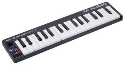 Teclado Controlador M-Audio Keystation Mini 32 V2