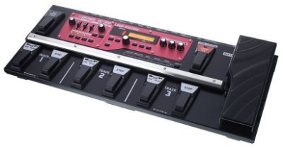 Pedaleira Boss RC-300 Loop Station