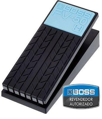 Pedal de Volume e Expressão Boss FV50H para Guitarra