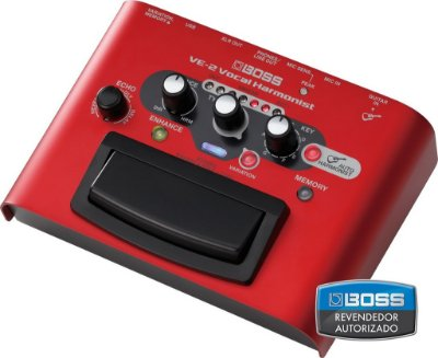 Pedal Boss  VE-2 Vocal Processor