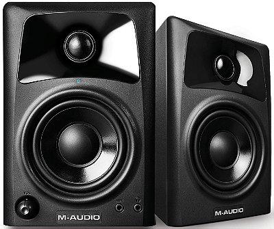 "Monitor de Studio M-Audio AV32 3"" 10W (PAR)"