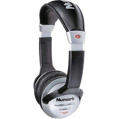 Fone de Ouvido Numark HF125 DJ On Ear