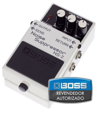 Pedal Boss Noise Suppressor NS-2