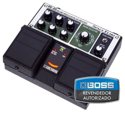 Pedal Boss Space Echo RE-20