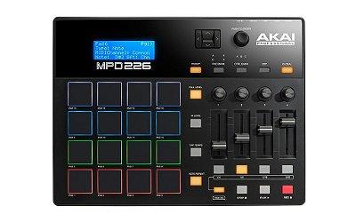 Controlador Akai Professional MPD 226 Usb