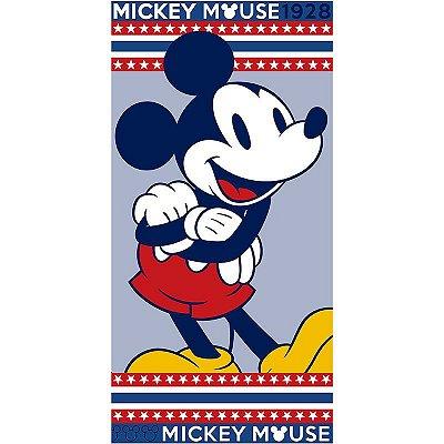 Toalha de Banho Santista Linha Disney- Mickey Mouse 100% Algodão