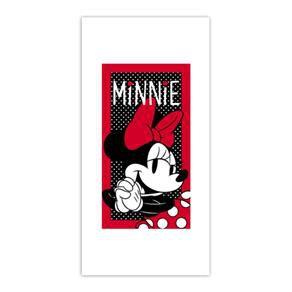 Toalha Mão (VISITA) Minnie Vintage Linha Disney -Santista-100% ALGODÃO