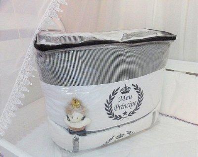 Lumana Baby - kit berço Lumana de 11 peças, 50% algodão e 50% poliéster