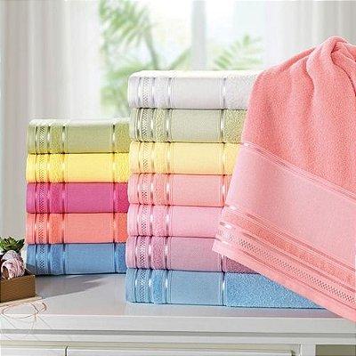 Toalhas Santista de Lavabo pinta e borda -100% algodão - Desiree.