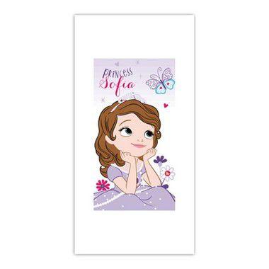Toalhas de Visita (mão) - Santista - Disney: Minnie, McQueen, Princess Sofia e  Princess Garden  - 41cmx22cm - 100% Algodão