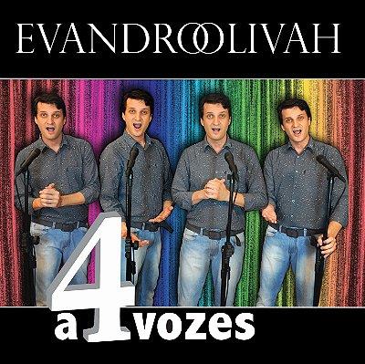 CD A 4 VOZES