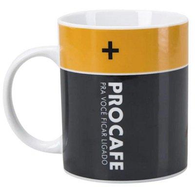 Caneca personalizada  Pro Café