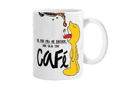 Caneca personalizada Cafe