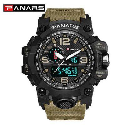 Relógio Militar Masculino Panars