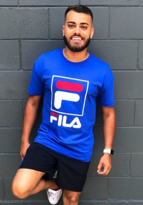 Camiseta Fila Stak New - LS180614