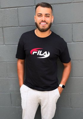 Camiseta Fila - LS180502