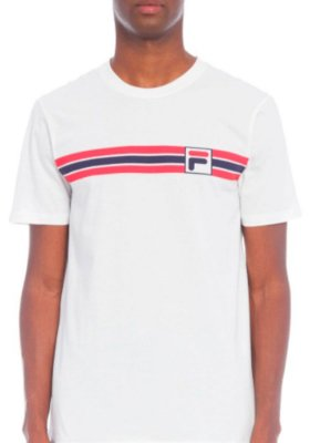 Camiseta Fila Stripe - F11HT518029 -VERIFICAR COR