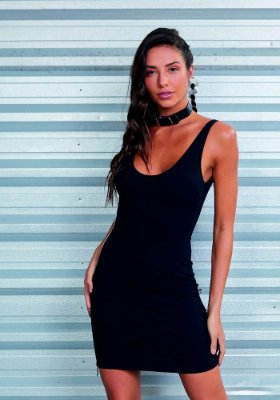 Vestido Labellamafia Logomania - 21185