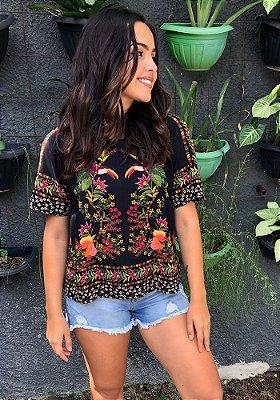 Camiseta Farm Tropicaliente - 288634