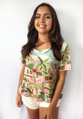 Camiseta Farm Baga - 288619