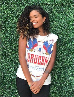 T-Shirt Ombreira Urucum Farm - 293977