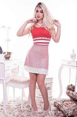 Vestido Tricot De Verão Barato Atacado Online Moda Feminina