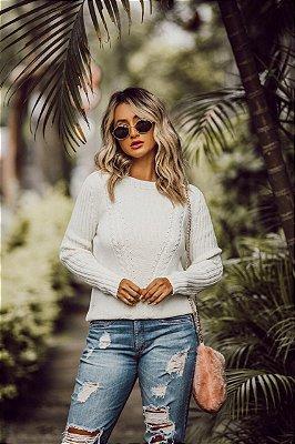 Comprar Blusa Tricot Inverno Online Direto Da Fabrica