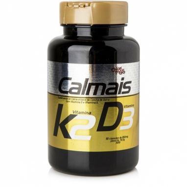 Calmais Vitamina K2,D3 90 Cápsulas 850mg