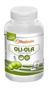 Oli-Ola 60 cápsulas 500mg
