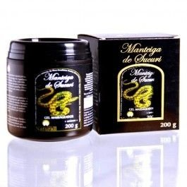 Manteiga de Sucuri 200g - Gel Massageador