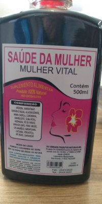 Saúde da Mulher 500ml