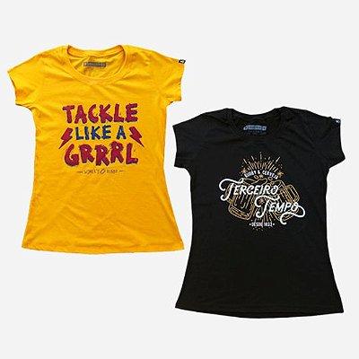 Combo Tackle & Terceiro Tempo