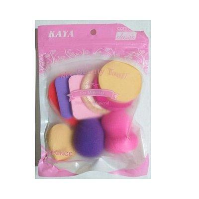 Kit de esponjas de Maquiagem KAYA