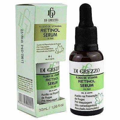 Serúm Fluído de Vitamina Retinol Di Grezzo