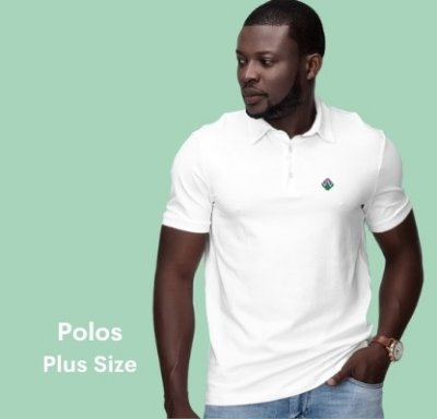 Polos Plus Size
