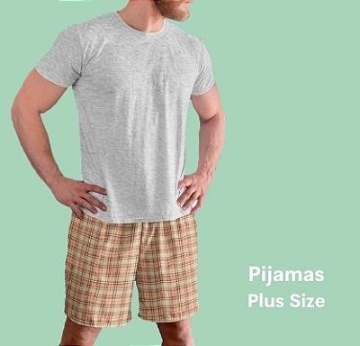 Pijamas Plus Size