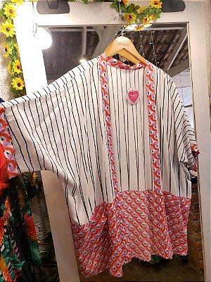 Kimono fashion girl
