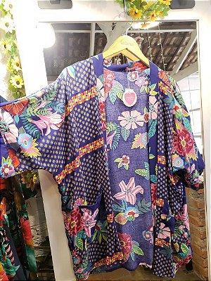 Kimono flor de verão