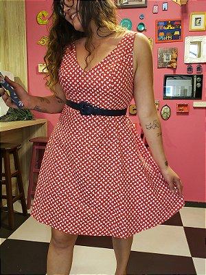 Vestido Audrey lacitos